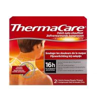 Thermacare patch nuque epaule poignet