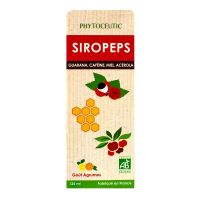 Siropeps goût agrumes 125ml