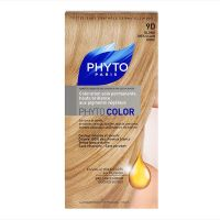 Phytocolor coloration permanente - 9D blond très clair doré