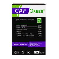 CAPGreen cheveux & ongles 90 gélules