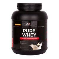 Pure Whey vanille intense 750g