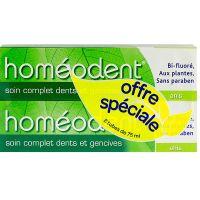 Dentifrice dents & gencives 2x75ml - anis